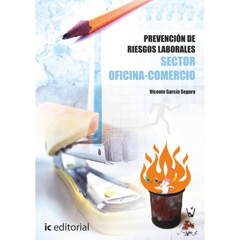 libro de prevencion de riesgos laborales sector oficina