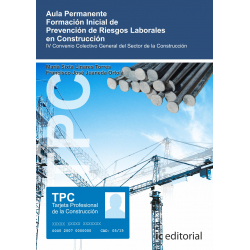 TPC - Aula permanente. Formacion inicial de PRL en Construccion