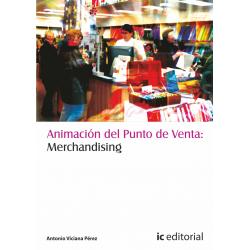 Animacion del punto de venta: Merchandising