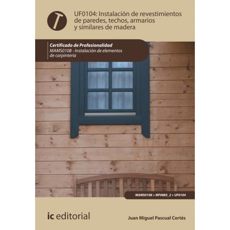 Libro de instalaci n de revestimientos de paredes techos - Revestimientos para techos ...
