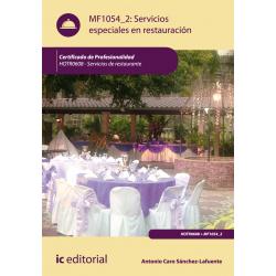 Servicios especiales en restauración - MF1054_2