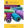 Iniciacin en materiales, productos y procesos textiles - MF0177_1