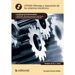Montaje y reparación de los sistemas mecánicos UF0456