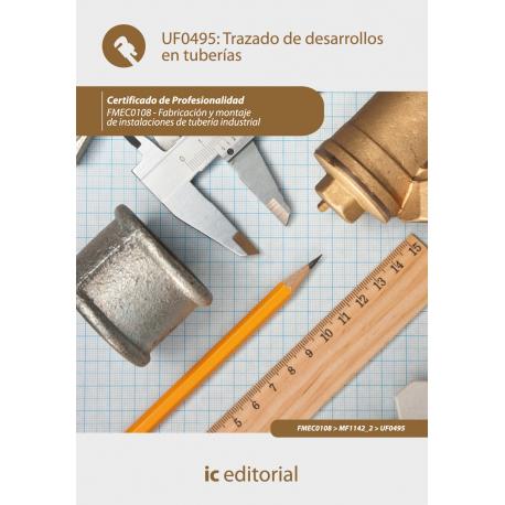 Trazado de desarrollos en tuberías  UF0495