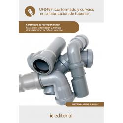 Conformado y curvado en la fabricación de tuberías  UF0497