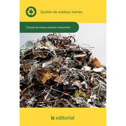 Gestión de residuos inertes  UF0286
