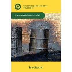 Caracterización de residuos industriales  UF0288