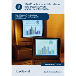 Aplicaciones informáticas para presentaciones: gráficas de información - UF0323