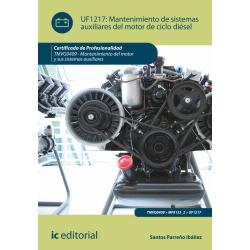 Mantenimiento de sistemas auxiliares del motor de ciclo diesel UF1217