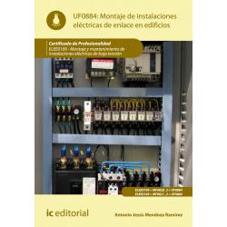 Montaje de  instalaciones eléctricas de enlace en edificios UF0884