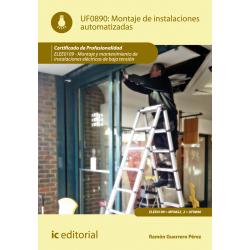 Montaje de instalaciones automatizadas UF0890