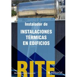 Instalador de instalaciones térmicas en edificios RITE 1
