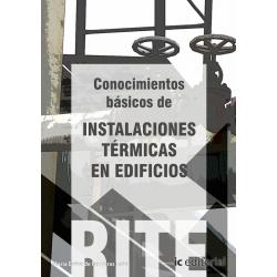 Conocimientos básicos de instalaciones térmicas en edificios RITE 3