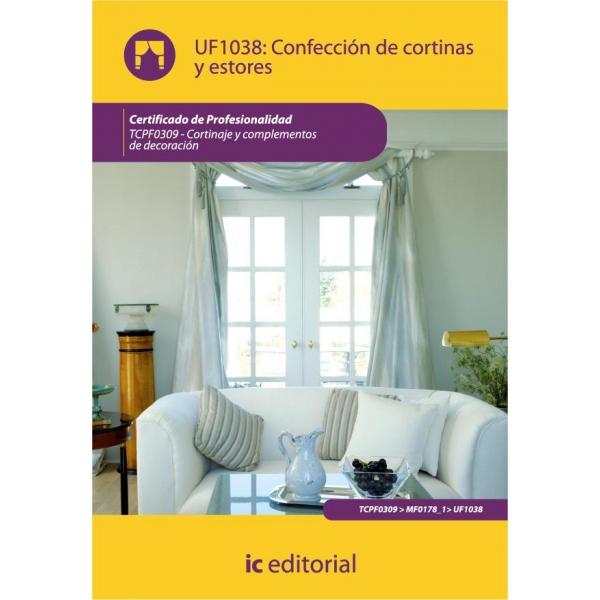 Ebook de confeccion de cortinas y estores uf1038 - Confeccion de estores ...