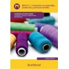Iniciacin en materiales, productos y procesos textiles