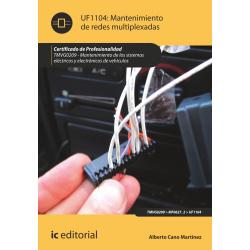 Mantenimiento de redes multiplexadas UF1104