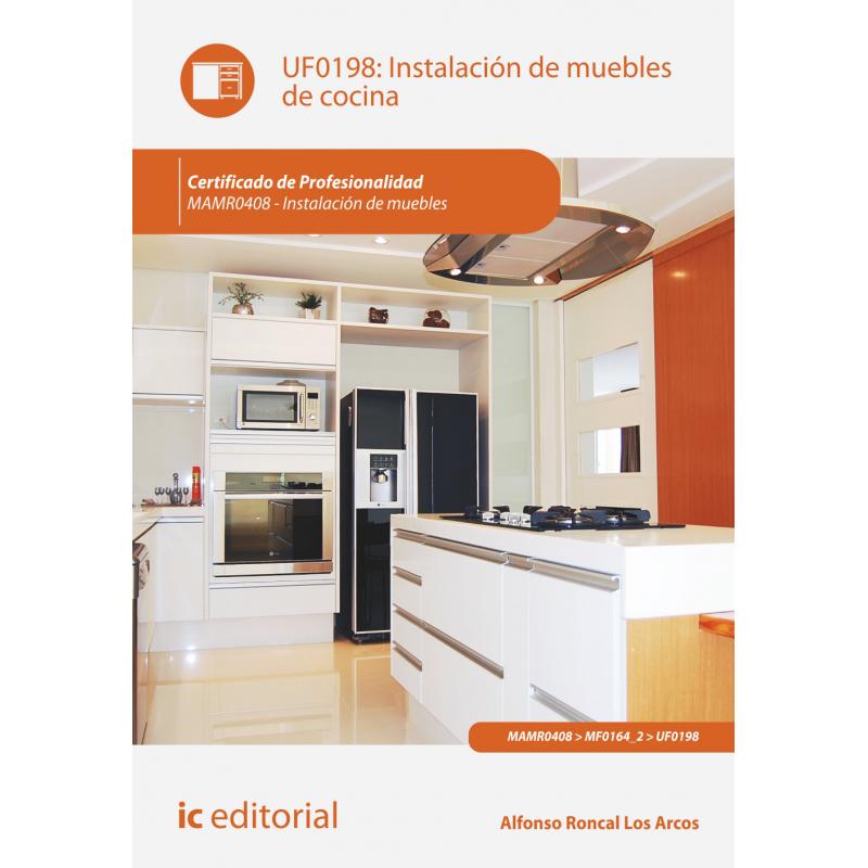 Libro de Instalación de muebles de cocina UF0198