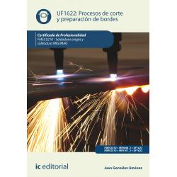 Procesos de corte y preparación de bordes UF1622