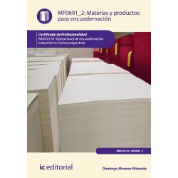Materias y productos  para encuadernación MF0691_2