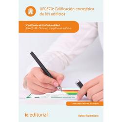 Calificación energética de los edificios UF0570