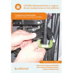 Mantenimiento y mejora de las instalaciones en los edificios UF0568