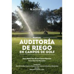 Manual Auditoría de Riego en Campos de Golf