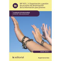 Organización y gestión de acciones de dinamización de la información para jóvenes MF1875_3