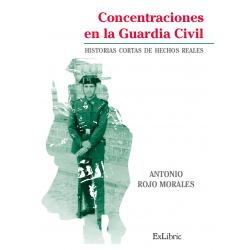 Concentraciones en la Guardia Civil