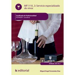 Servicio especializado de vinos MF1110_3