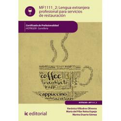 Lengua extranjera profesional para servicios de restauración MF1111_2