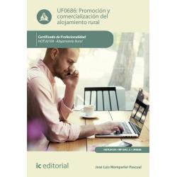 Promoción y comercialización del alojamiento rural UF0686