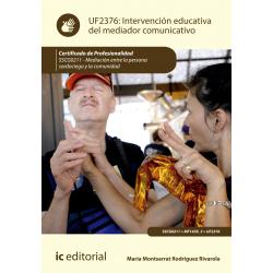 Intervención educativa del mediador comunicativo UF2376