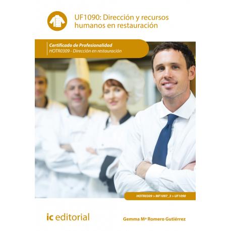 Dirección y recursos humanos en restauración - UF1090