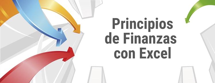 Principio de finanzas con excel