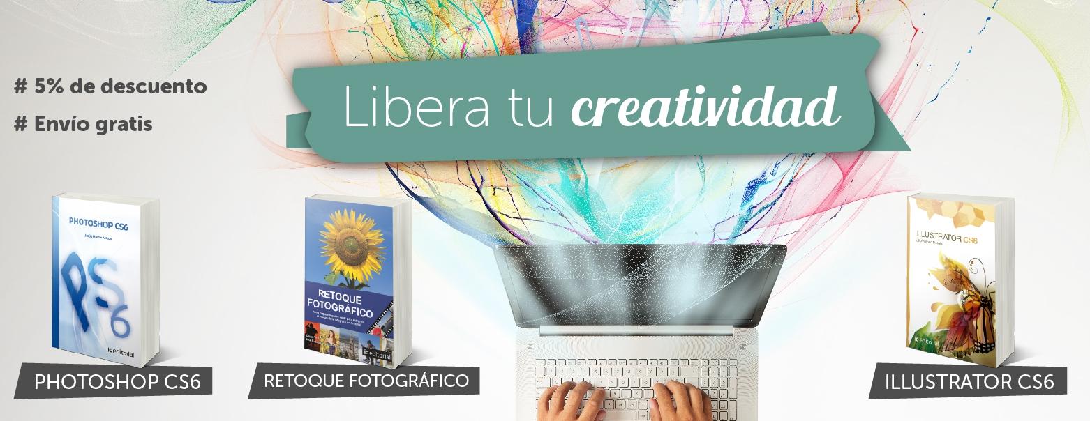 Libera tu creatividad
