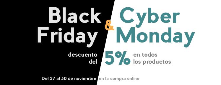 Black Friday y Ciber Monday