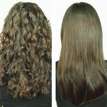 Page 104 libro curso peluqueria profesional completo - Hair straightening salon treatments ...