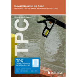TPC - Revestimiento de yeso