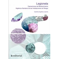 Legionela. Operaciones de mantenimiento higiénico-sanitario de las instalaciones de riesgo