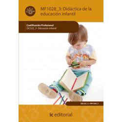 Didáctica de la educación infantil.