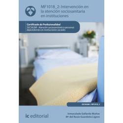 Intervencion en la atencion sociosanitaria en instituciones - MF1018_2