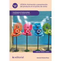 Animación y presentación del producto en el punto de venta - UF0034