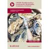Preelaboracion y conservacion de pescados, crustaceos y moluscos - UF0064