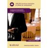 Servicio y atencion  al cliente en restaurante - UF0259