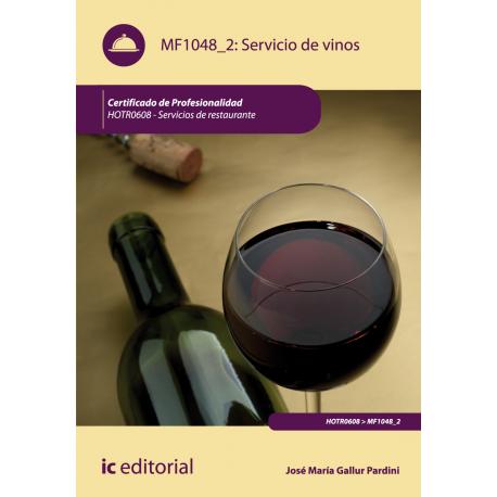 Servicio de vinos - MF1048_2