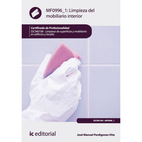 Limpieza del mobiliario interior - MF0996_1