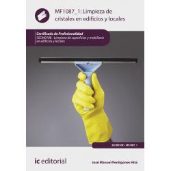 Limpieza de cristales en edificios y locales - MF1087_1