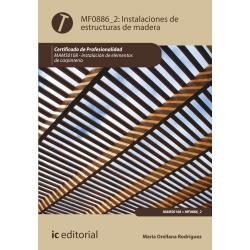Instalación de estructuras de madera - MF0886_2