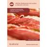 Elaboracion de curados y salazones carnicos - UF0354