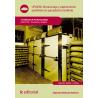 Almacenaje y operaciones auxiliares de panaderia y bolleria UF0290